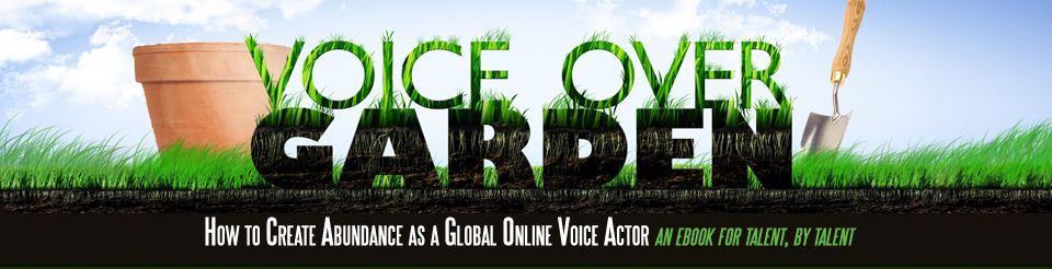 Voice Over Garden