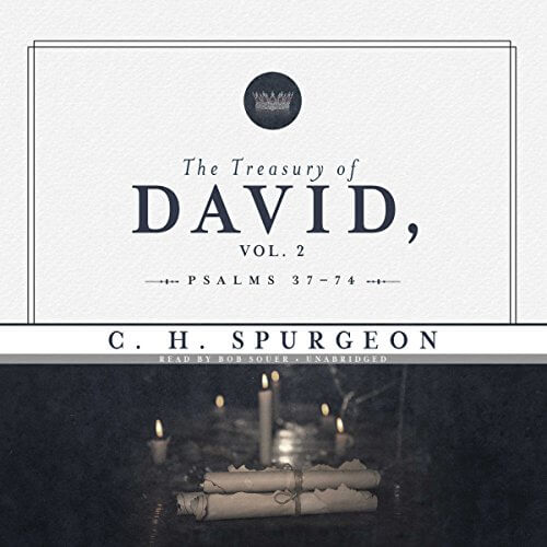 The Treasury of David, Vol. 2