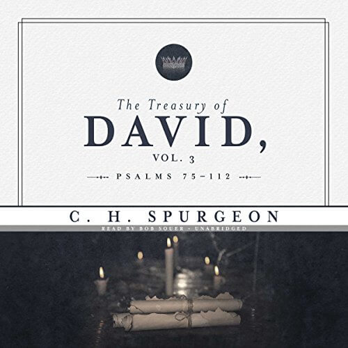 The Treasury of David, Volume 3