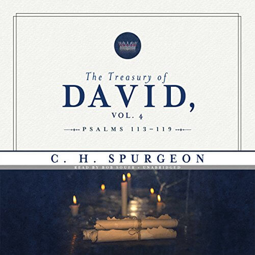 The Treasury of David, Volume 4