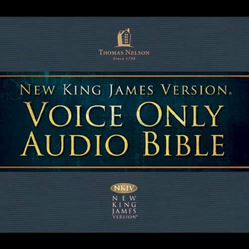 Voice Only Audio Bible